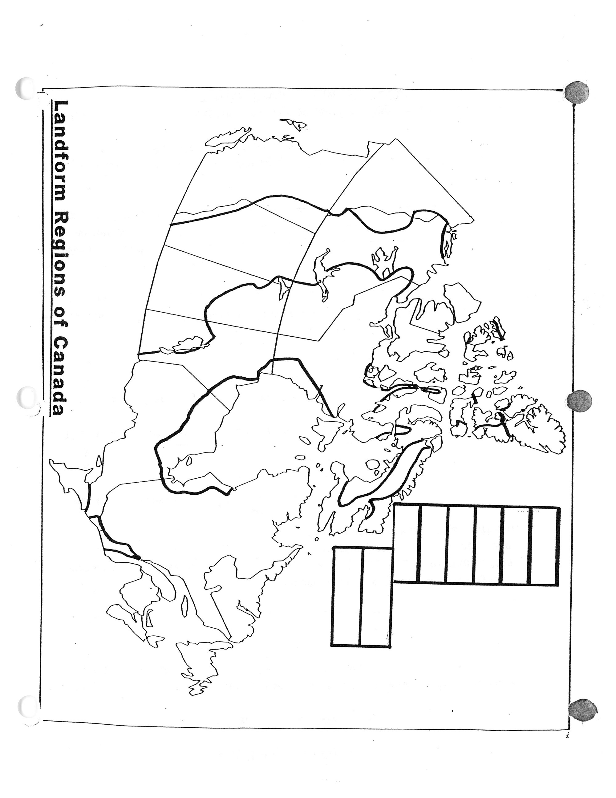 hight resolution of Worksheets On Canadian Provinces   Printable Worksheets and Activities for  Teachers
