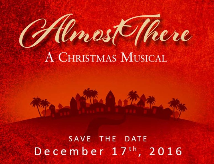 Almost There:  A Christmas Musical