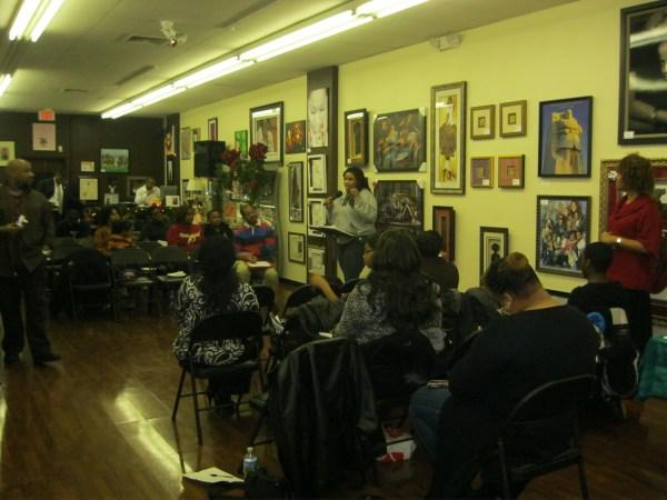 Highlights Of Open Mic And Artist Spotlight Annie Art Sjb Creative Gemini