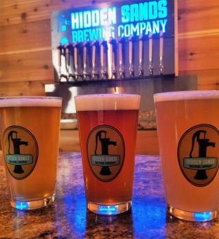 Hidden Sands Brewing Company