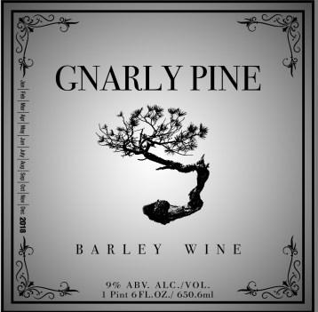 Gnarly Pine Barley Wine