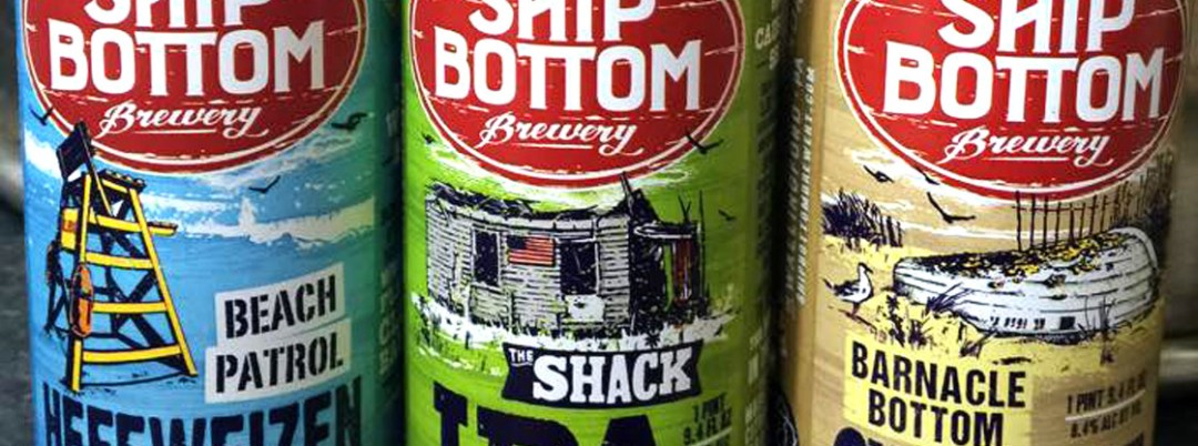 Ship Bottom Brewery - Beer Lineup