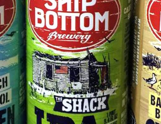 Ship Bottom Brewery - Beer Lineup
