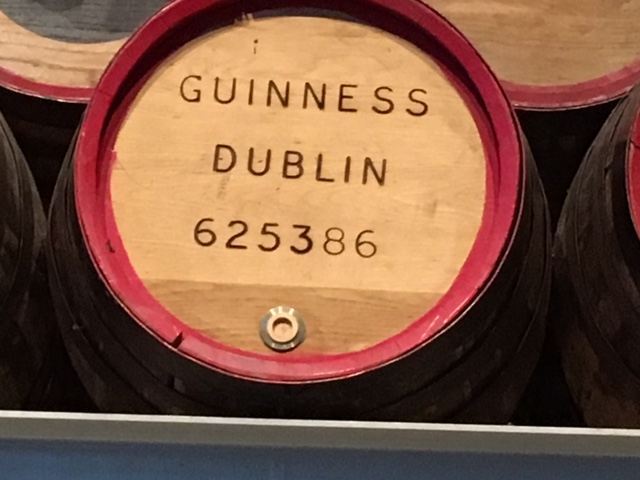 GUINNESS BARREL