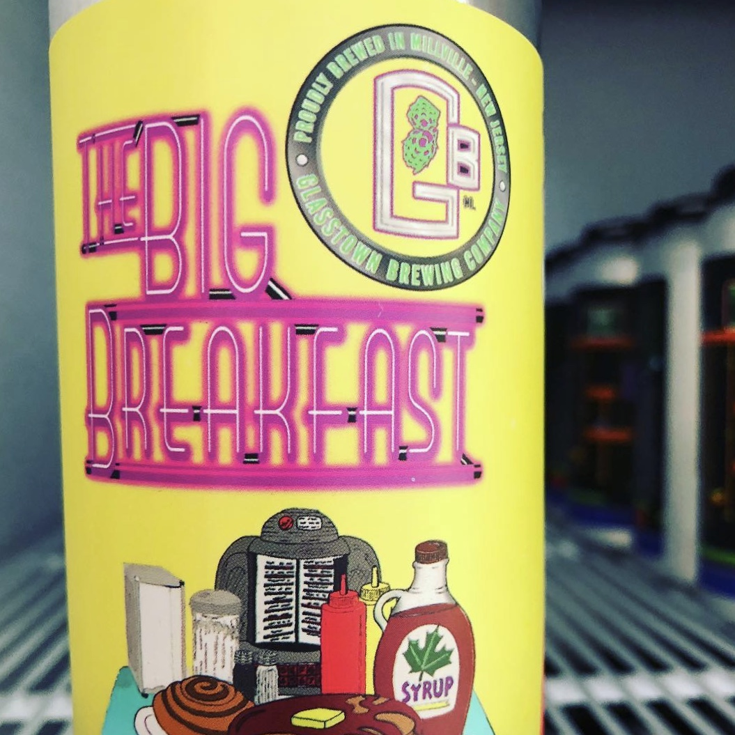 Glasstown The Big Breakfast