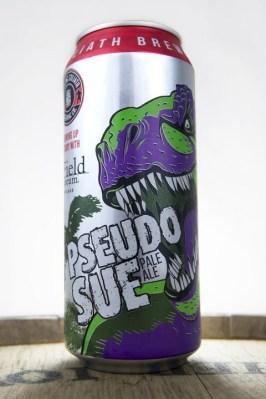 Toppling Goliath Brewing Co. - Pseudo Sue Pale Ale
