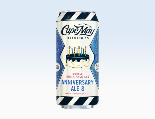 Cape May Brewing Company Anniversary Ale 8