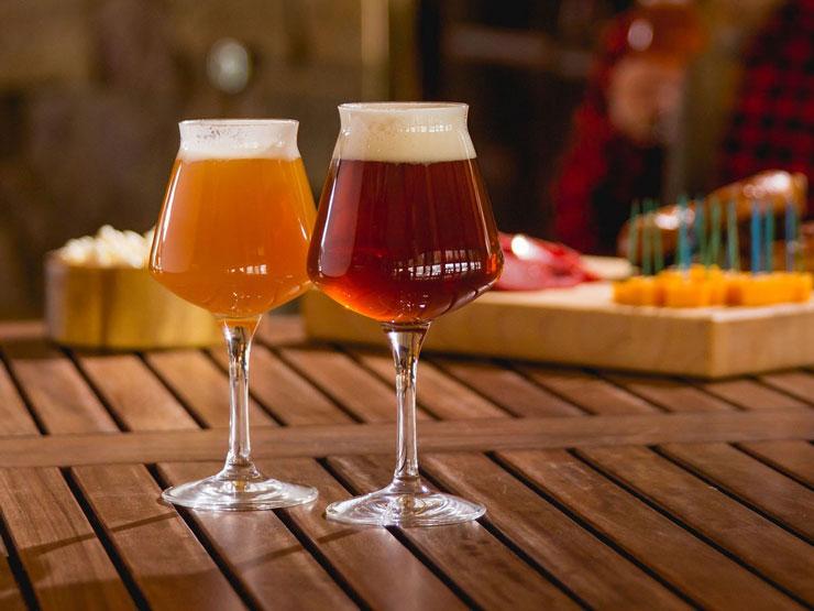 Rastal Teku 3.0 Tulip Stemmed Beer Glass