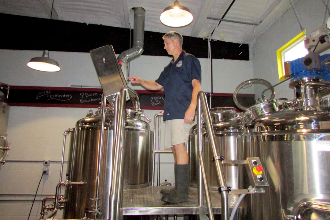 Somers Point Brewing Company - Ed Seigel