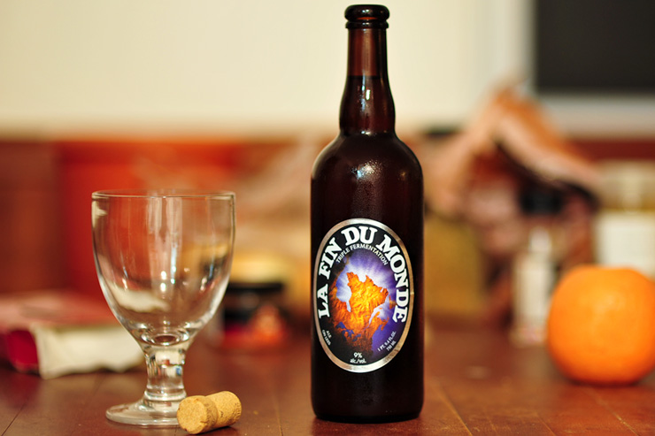 La Fin du Monde - A classic craft beer you should revisit