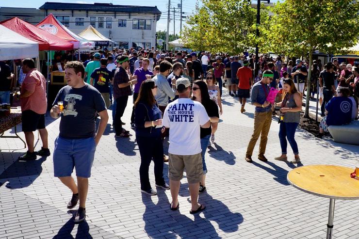 Outdoor beer fest - 8 survival tips