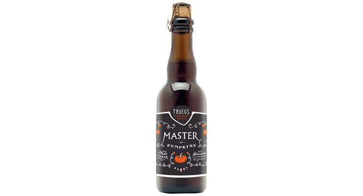 Best Pumpkin Beers - Troegs Master of Pumpkins