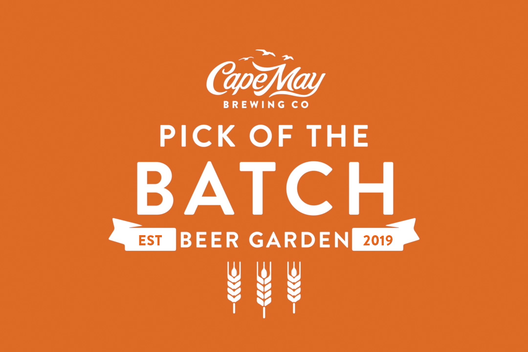 Cape May Brewing Co. Pick of the Batch Beer Garden