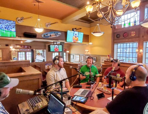 SJBS Podcast Episode 38: Battle of The Brews from the Landmark in Glassboro, New Jersey