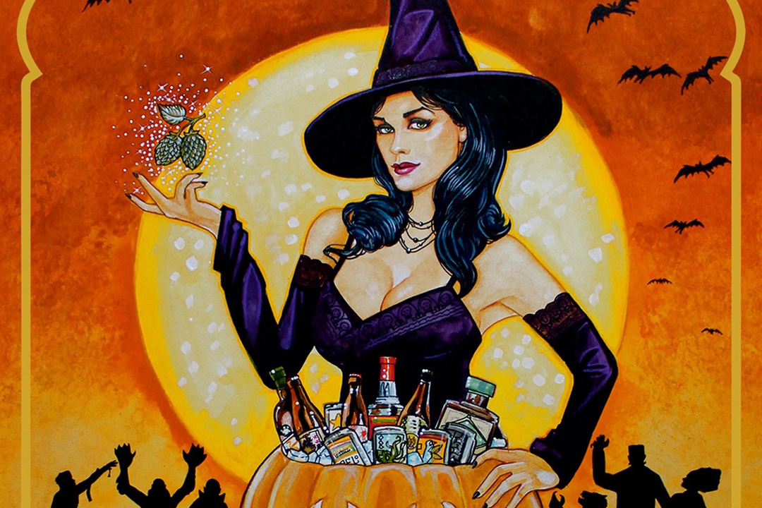 Witch Craft - A Mystical Encounter with Broos & Spirits
