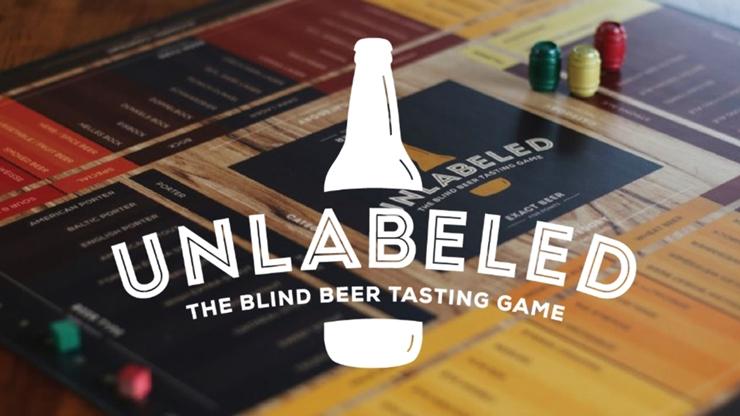 Unlabeled - Le jeu de dégustation de bière à l'aveugle