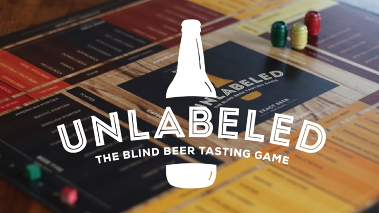 Unlabeled - The Blind Beer Tasting Game