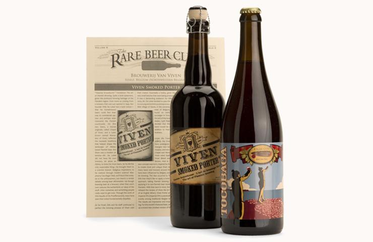 Rare Bière du Mois