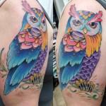 Art Gallery Tattoo Artist Kate