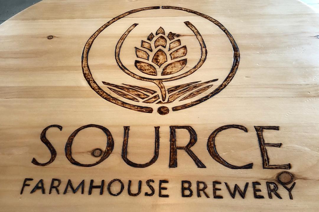 Source Farmhouse Brewing Logo