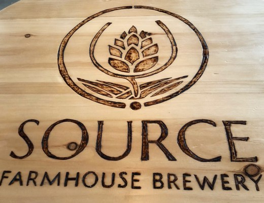 Source Farmhouse Brewing Logo