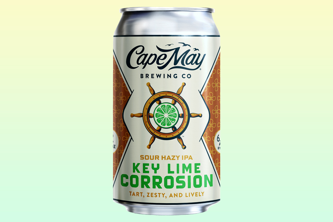 Cape May Brewing Company - Key Lime Corrosion