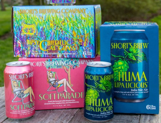 Short's Brewing Company Flagship Beer Lineup