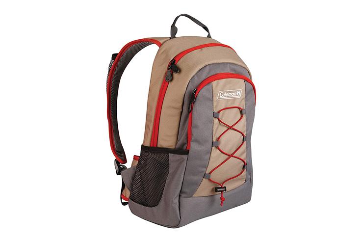 Coleman 28-Can Leak-Proof Soft Backpack Cooler