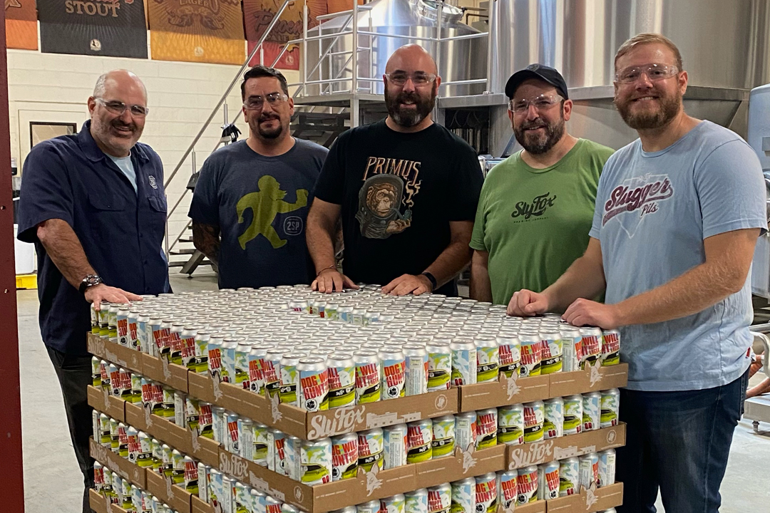 Sly Fox and 2SP Brewing Company Release Dog Will Hunt Collaboration