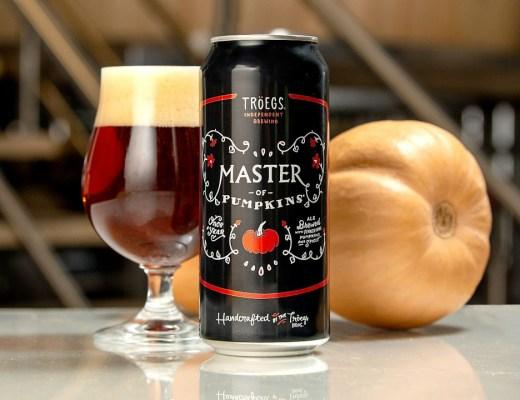 Tröegs Brewing Company - Master of Pumpkins