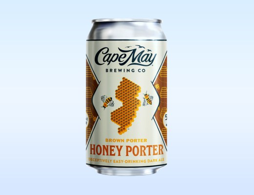 Cape May Brewing Company - Honey Porter 12oz Can