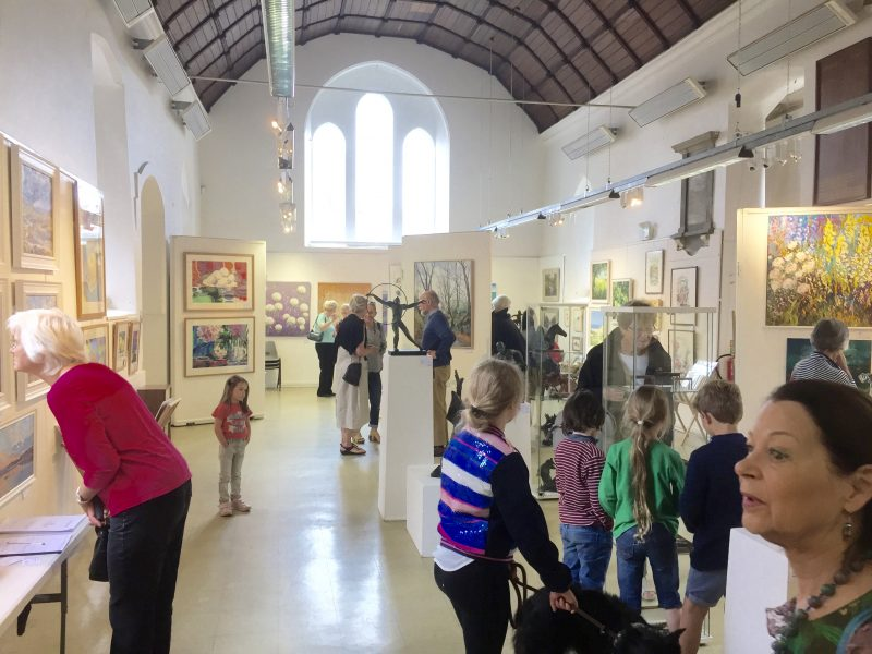 Meeting Chichester Art Lovers