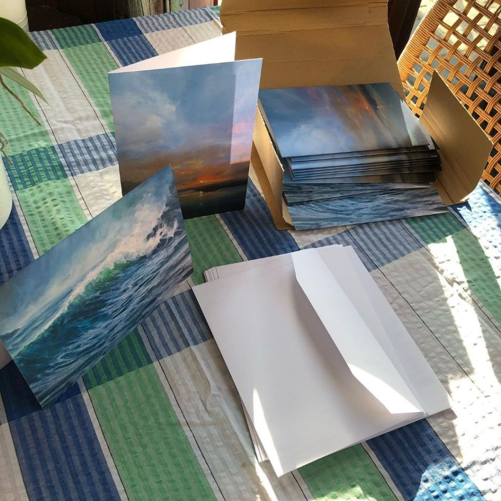 New A5 greetings cards now available