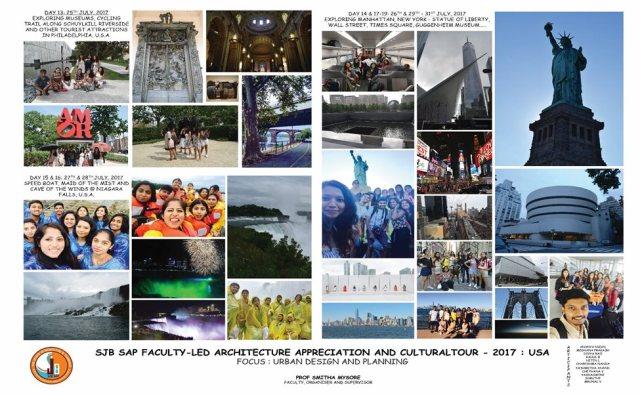 INTERNATIONAL WORKSHOPS – 2017 USA