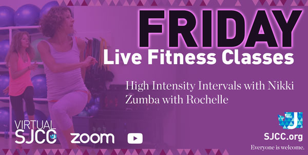 Friday Fitness Classes