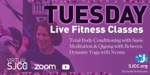 Tuesday Fitness Classes