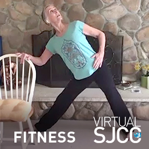 Daily virtual fitness classes