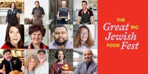 Great Big Jewish Food Fest May 2020