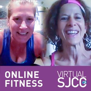 Live Online Fitness Classes