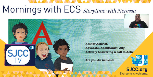 Mornings with ECS -Storytime with Neressa