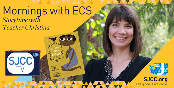 Mornings with ECS - Storytime with Christina