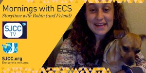 Mornings with ECS - Storytime with Robin