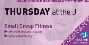 Thursday at the J - Group Fitness