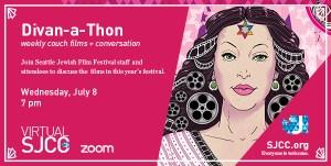 Divan-a-Thon: SJFF Conversation