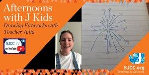 Art for Kids - Drawing Fireworks