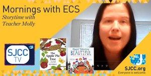 Mornings with ECS - Teacher Molly