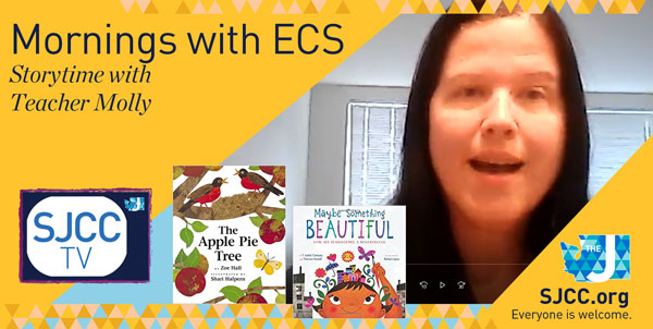 Mornings with ECS - Teacher Molly