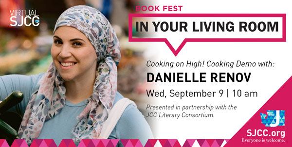 Book Fest in Your Living Room: Danielle Renov
