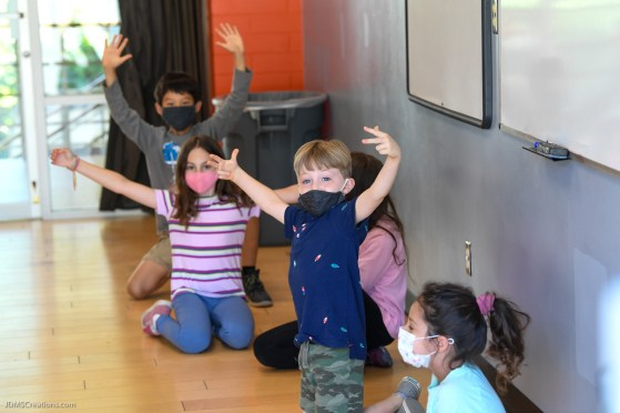 J-Cation Week 5 - Dance Class Fun
