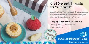 Trophy Cupcakes Sweet Treats